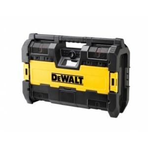 Työmaaradio DeWalt DWST1-75659-QW (ilman akkua ja laturia)