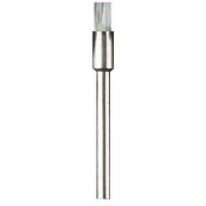 Hiiliteräsharja Dremel 443, 3,2 mm; 3 kpl.