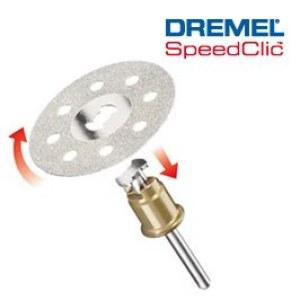 Timanttikatkaisulaikka Dremel SC545, 38,0 mm