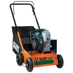 Nurmikon ilmaaja  Eliet E401 GP160; 2,9 kW; bensiini + öljy