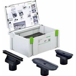 Lisätarvikesetti Systainer Festool VAC SYS VT Sort