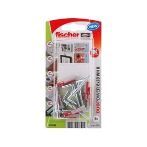 Tappi Fischer WH K NV; 8x40 mm