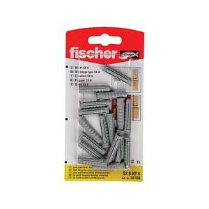 Tappi Fischer SX; 12x60 mm