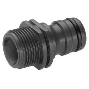 Adapteri letkulle Gardena Profi Maxi-Flow 02821-20; 3/4''; 26,5 mm
