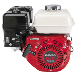 Moottori Honda GX200; 4,3 kW; bensiini + öljy