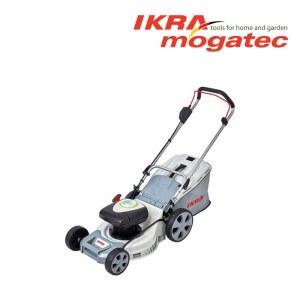 Ruohonleikkuri Ikra Mogatec IAM 40-4325; 40 V; 2x2,5 Ah akku
