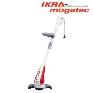 Ruohotrimmeri Ikra Mogatec IGT 350; 0,35 kW sähkökäyttöinen