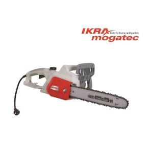 Ketjusaha Ikra Mogatec IECS 1835; 1,8 kW; 35 cm laippa; sähkökäyttöinen