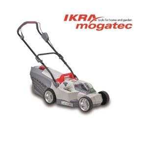 akkukäyttöinen ruohonleikkuri Ikra Mogatec IAM 40-3725; 40 V (ilman akkua ja laturia)
