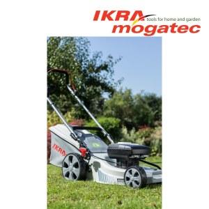 Ruohonleikkuri Ikra Mogatec IAM 40-4325; 40 V (ilman akkua ja laturia)