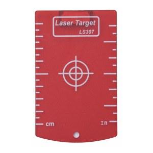 Laser-kohdistinkortti Kapro