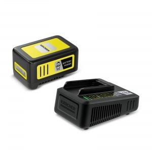 Akku Karcher Power 18 V; 5,0 Ah + Nopea laturin virta
