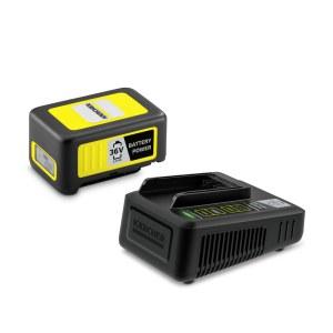 Akku Karcher Power 36 V; 2,5 Ah + Nopea laturin virta