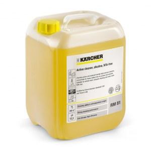 Puhdistusaine öljylle ja rasvalle Karcher RM 81 ASF; 10 l