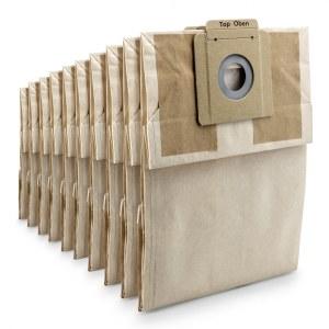 Paperipussit pölynimurille Karcher T12/1; 10 kpl.