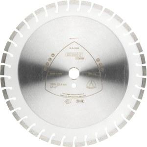Timanttikatkaisulaikka kuivaleikkaukseen Klingspor DT 600 U Supra; 400x3,6x25,4 mm