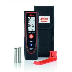 Laseretäisyysmittalaite Leica Disto D110 Bluetooth - ominaisuudella