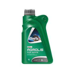 Moottorisahan ketjun voiteluöljy Lotos Oil Agrolis For Saw (ISO VG 80); 1 l