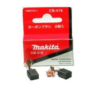 Hiilipari Makita CB-419