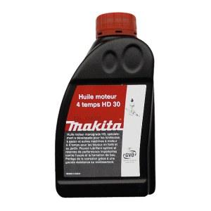 Öljy Makita 4T; 0,6 l ruohonleikkurin ja puutarhatraktorin moottori