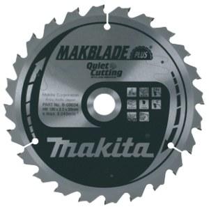 Katkaisuterä puulle Makita; MAKBLADE PLUS; Ø260 mm