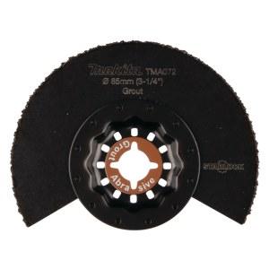 Puolipyöreä segmenttisahanterä Makita TMA071 Ø70 mm