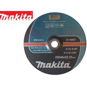 Hiomalaikka Makita A 24 R; 230x6 mm