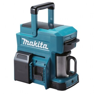 Akkukäyttöinen kahvinkeitin Makita DCM501Z (ilman akkua ja laturia)