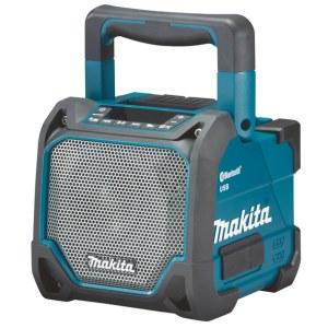 Bluetooth®-kaiutin Makita DMR202; 12-18 V (ilman akkua ja laturia)