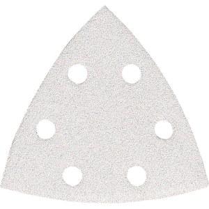 Hiomapaperi Delta -hiomakoneeseen 94x94 mm; P80; 10 kpl.