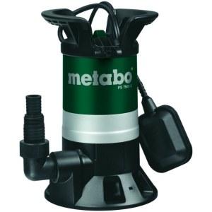 Likaveden uppopumppu Metabo PS 7500 S