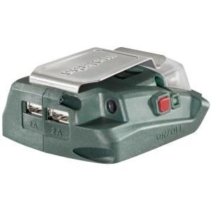 USB latausadapteri Metabo PA 14,4 – 18 V LED USB