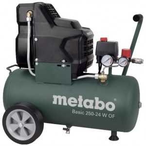 Kompressori Metabo Basic 250-24 W OF