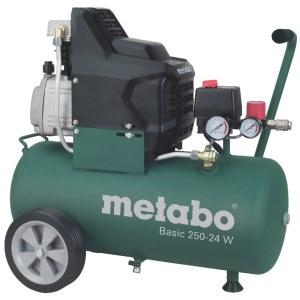 Öljyvoideltu ilmakompressori Metabo Basic 250-24 W
