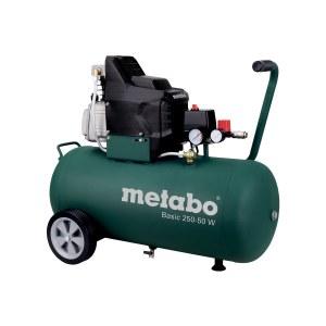 Öljyvoideltu ilmakompressori Metabo Basic 250-50 W