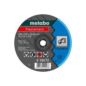 Hiomalaikka Metabo A 24-N; 125x6 mm; 1 kpl.
