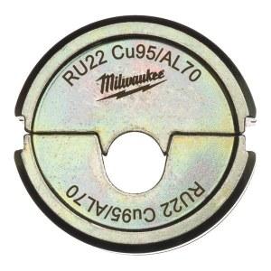 Matriisi Milwaukee RU22 CU95/AL70