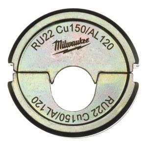 Matriisi Milwaukee RU22 CU 150/AL120