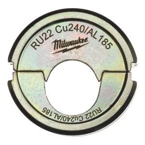 Matriisi Milwaukee RU22 CU 240/AL185