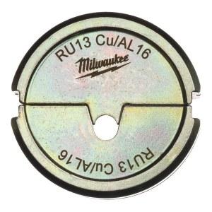 Matriisi Milwaukee RU13 CU/AL16