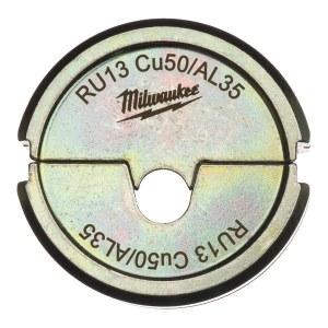 Matriisi Milwaukee RU13 CU 50/AL35