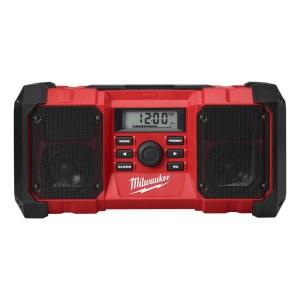 Radio Milwaukee M18 JSR-0 (ilman akkua ja laturia)