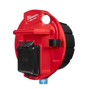 Akkutarkastuskamera Milwaukee M18 SISH-0; 18 V (ilman akkua ja laturia)