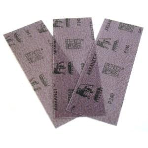 Hiomapaperi Mirka Abranet AE175F1018; 80x230 mm; P180; 10 kpl.