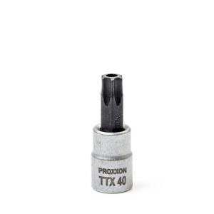 Hylsy päällä Proxxon 23764; 1/4''; TTX 40