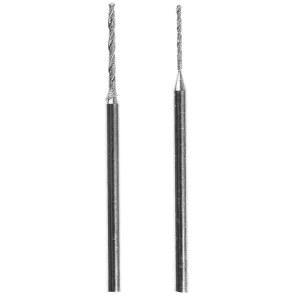 Timanttiporanterä Proxxon; 0,8/1,2 mm; 2 kpl.