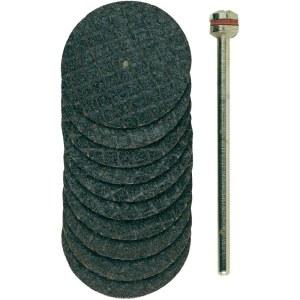 Metallin katkaisulaikat Proxxon; 22 mm; 10 kpl.