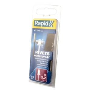 Niitit Rapid; 4,8 mm; 14 mm; 50 kpl.