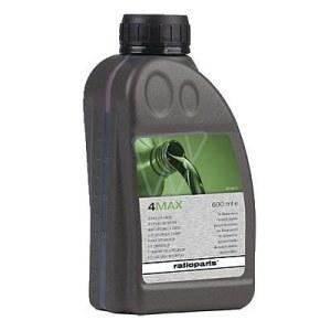 Öljy 4T; 0,6l ruohonleikkurin ja puutarhatraktorin moottori