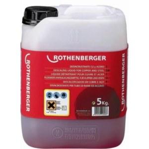 Kalkinpoistoaine Rothenberger ROCAL Plus; 5 l